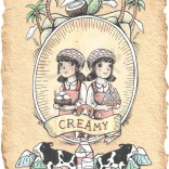 Creamy issue, 2016