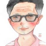 Teacher Sujin, art teacher
