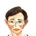 Teacher Sanya, Art instuctor, artist and printmaker