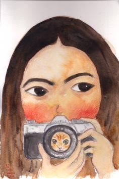 Pangmera, Photographer and illustrator